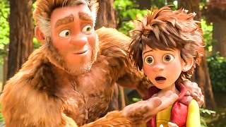 Download THE SON OF BIGFOOT Trailer (2017) Video