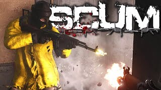 Download Scum - From New Spawn To Geared PVP At The Airfield! Video