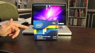 Download NEW Intel 510 SSD drive upgrade for Apple MacBook Pro 2011 15″ Video