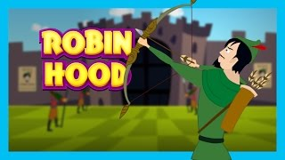 Download Robin Hood - Bedtimes Story For Kids || English Moral Stories For Kids || T Series Kids Hut Stories Video