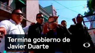 Download Denise Maerker 10 en punto - Corrupción: Termina gobierno de Javier Duarte Video