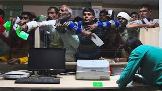 Download India's rural millions pay price of cash ban Video