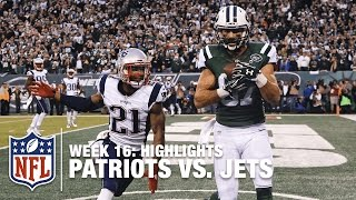 Download Patriots vs. Jets | Week 16 Highlights | NFL Video