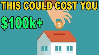 Download PSA: Why it's a BAD IDEA to pay down your mortgage early! Video