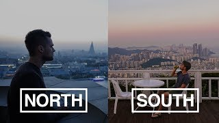 Download My life in North Korea vs South Korea Video