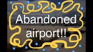 Download Abandoned airport! Video