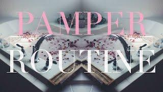 Download Pamper Routine ♡ Nathalie Paris Video