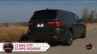 Download 2017 Dodge Durango Test Drive Video