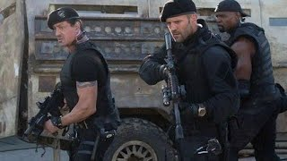 Download The expendables 2 (2012) hollywood movie's action video clip(1) Video