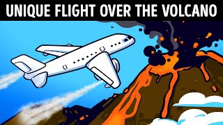 Download All 4 Engines Failed Over a Volcano, See What Happened Next Video