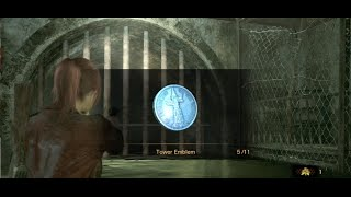 Download Resident Evil Revelations 2 - All Collectibles Episode 3 (Emblems, Kafka Drawings, Insect Larvae) Video