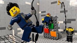 Download LEGO City Police School Fail 2 STOP MOTION LEGO Police Parkour   LEGO City   Billy Bricks Video