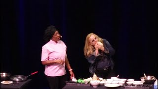 Download Cooking Demo - Cathy and Jerome Jenkins - The Melissa Etheridge Cruise Video