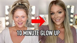 Download 10 MINUTE EVERYDAY MAKEUP TRANSFORMATION | GET READY WITH ME Video