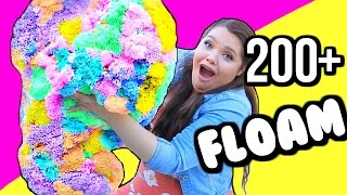Download 200 PACKETS OF FLOAM! Video