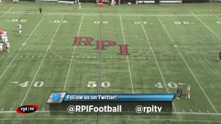 Download RPI Football vs. Buffalo State Video