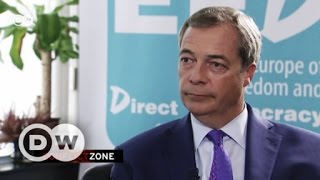 Download Farage: 'We've changed British history' | DW English Video