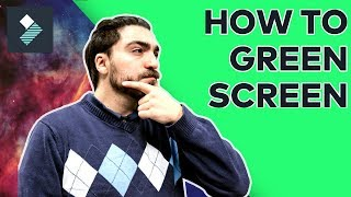 Download How To Use a Green Screen | Filmora Tutorial Video