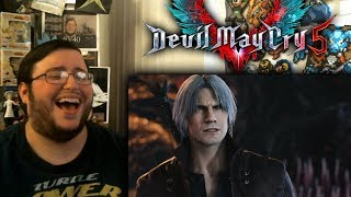 Download Gors ″Devil May Cry 5″ TGS 2018 Trailer REACTION (Dante's BACK!) Video