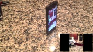 Download iPhone 5 Spins 360 Degrees By Vibration (Video App) Video