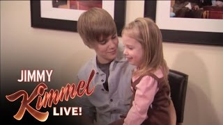 Download Jimmy Surprises Bieber Fan Video