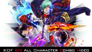 Download KOFXIV All Character Combo Video by LostFeather (Version1.01) Video