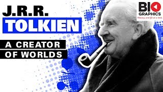 Download J.R.R. Tolkien: A Creator of Worlds Video