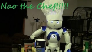 Download Nao the Robot Chef Video