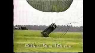 Download Failures during Army & Air Force Airborne / Air Lift Operations (and equipment destruction) Video