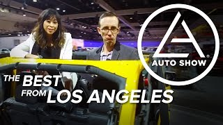 Download The Best Cars of the 2017 LA Auto Show Video