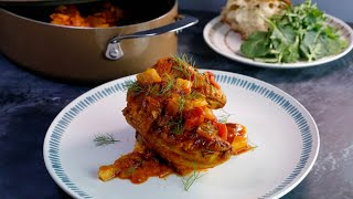 Download One Pot Chicken Provencal Video