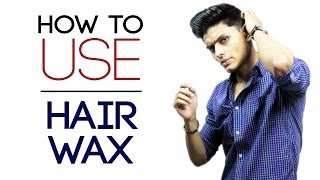 Download How To Use HAIR WAX for Maximum Hold and Volume | Quick Hairstyling Tips | Mayank Bhattacharya Video