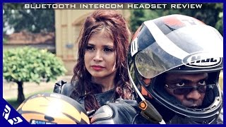 Download Bluetooth Intercom Headset for Helmet | RWR Video