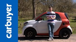 Download Smart ForTwo hatchback review - Carbuyer Video