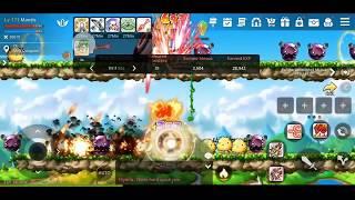 Download Maplestory M Bowmaster job skills Video