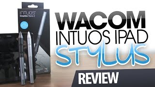 Download WACOM: Intuos Creative Stylus 2 - Review & Unboxing Video