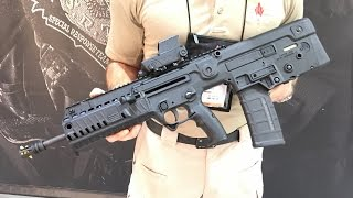Download IWI X95 Modular Bullpup Tactical Carbine/SBR with AR-Type Ambi Controls Video