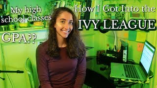 Download REVEALING MY STATS // GPA + Transcript (High School Classes) Video