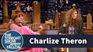 Download Jimmy Fallon and Charlize Theron Choose Each Other's Outfits Video