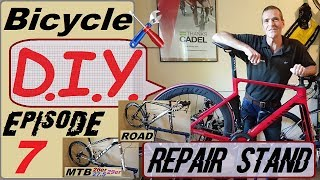 Download Bicycle workstand - make your own Video