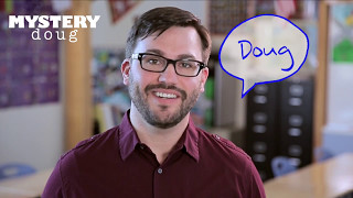 Download Mystery Doug - New 5-minute videos for your students Video