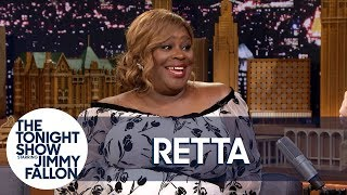 Download Retta Did Stand-Up at Her Friends' Artificial Insemination Video