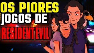 Download OS PIORES JOGOS DE RESIDENT EVIL Video