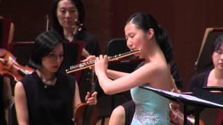 Download W.A.Mozart Flute Concerto No.2 in D Major , K.314 -Yeojin Han - Video