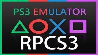 Download RPCS3: HOW TO INSTALL PS3 GAMES .BIN ( PS3 EMULATOR ) 2016 Video