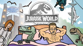 Download Jurassic World Trailer Spoof - TOON SANDWICH Video