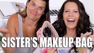 Download FULL FACE USING SISTERS MAKEUP BAG Video