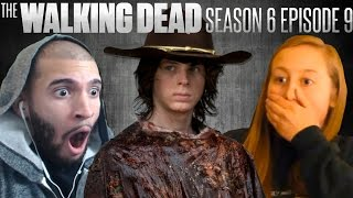 "Download The Walking Dead: Carl ""No Way Out"" Fan Reaction Compilation Video"