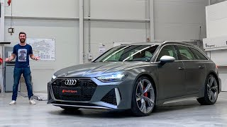 Download NEW Audi RS6 Avant 2020 - FIRST LOOK! Video
