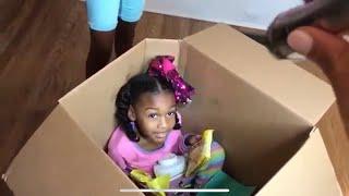 Download Box Fort Prank Gone Wrong! I Mailed Myself To JoJo Siwa Video